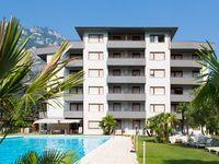 Urlaub Reisen  Italien Venetien Riva del Garda Residence Monica