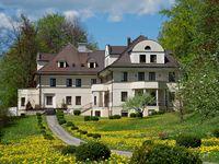 Urlaub Reisen  Deutschland Bayern Füssen Hotel Villa Toscana