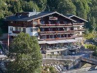 Urlaub Reisen  Österreich Salzburger Land Saalbach-Hinterglemm Hotel Alpenblick