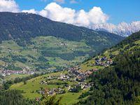 Urlaub Reisen  Österreich Tirol Jerzens
