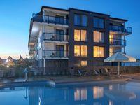 Urlaub Reisen  Polen Polnische Küste Mielno Baltin Blu Aparthotel