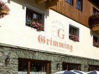 Urlaub Reisen  Österreich Salzburger Land Rauris Gasthof Grimming