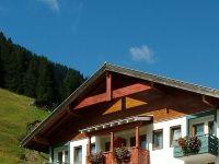 Urlaub Reisen  Deutschland Bayern Oberstdorf IFA Hotel Alpenrose