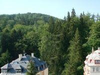Urlaub Reisen  Tschechien Böhmen Karlsbad Hotel Mánes