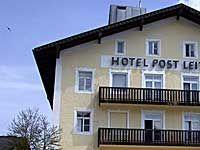 Urlaub Reisen  Deutschland Bayern Berchtesgaden Hotel Post