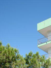 Urlaub Reisen  Italien Venetien Lido di Jesolo Hotel Acapulco Beach