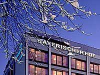 Urlaub Reisen  Deutschland Bayern Bad Reichenhall Hotel Bayerischer Hof