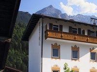 Urlaub Reisen  Deutschland Bayern Garmisch-Partenkirchen Hotel Garni Almenrausch und Edelweiss