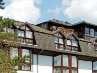 Urlaub Reisen  Deutschland Hessen Haiger Hotel Tannenhof
