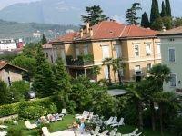 Urlaub Reisen  Italien Venetien Riva del Garda Grand Hotel Liberty