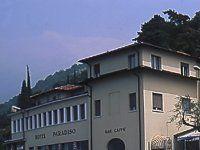 Urlaub Reisen  Italien Venetien Nago-Torbole Hotel Paradiso