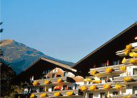 Urlaub Reisen  Österreich Salzburger Land Bad Gastein - Bad Hofgastein Hotel Alpina / Tauernblick