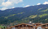 Urlaub Reisen  Österreich Tirol Kirchberg Activ Sunny Hotel Sonne