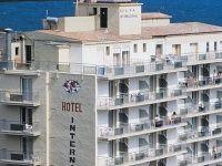 Urlaub Reisen  Spanien Festland Calella Hotel Internacional